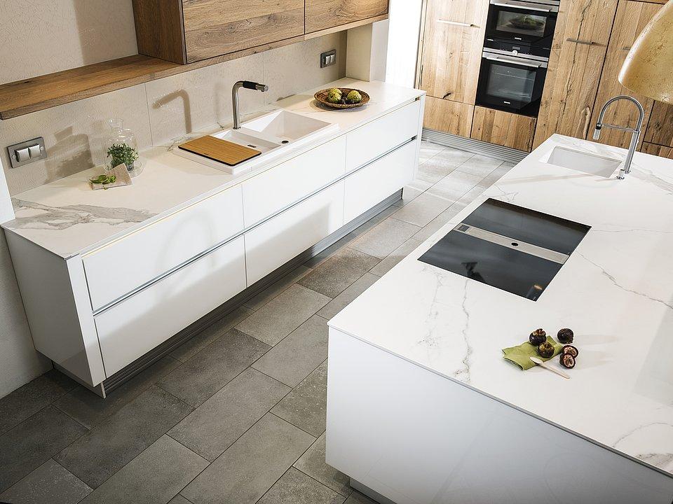 Strasser Steinplatten  Küchenstudio Laserer Gosau & Hallein