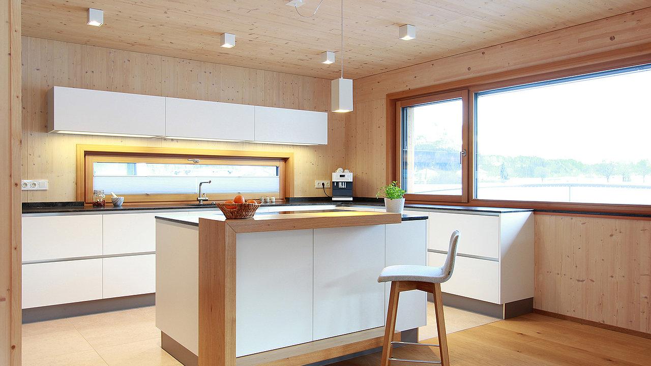 Einrichtungsprojekte  Tischlerei & Küchenstudio Laserer