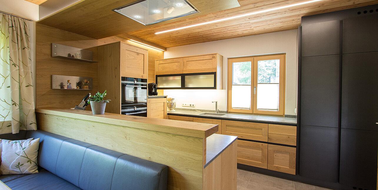 Holzküchen  Alles was Sie über Holzküchen wissen sollten!